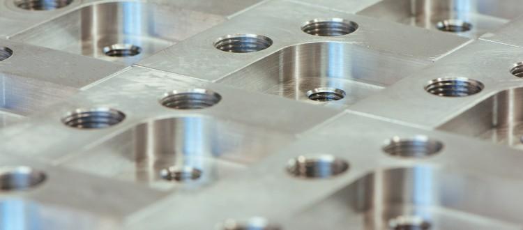 metall maschinenbauteil