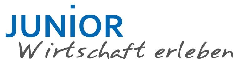 Logo des JUNiOR Projektes Wirtschaft erleben