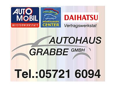Sponsor: Autohaus Grabbe GmbH, Nienstädt