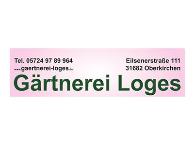 Sponsor: Gärtnerei Loges, Obernkirchen