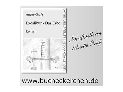 Sponsor: Schriftstellerin Anette Gräfe