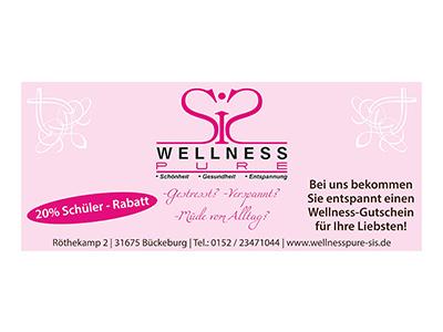 Sponsor: SIS Wellness Pure, Bückeburg