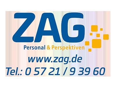 Sponsor: ZAG - Personal & Perspektiven, Stadthagen