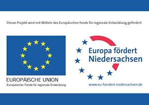 EUROPÄISCHE UNION - Europäischer Fonds für regionale Entwicklung - Europa fördert Niedersachen